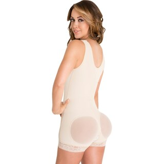 Powernet Butt Lifter Enhancer Slimming Body Shaper Post-Surgery Postpartum Girdle Fajas Colombianas (3 options available)