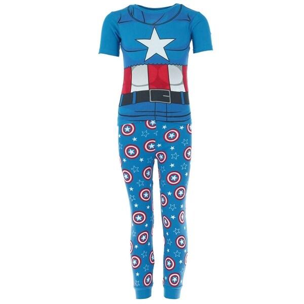 Marvel Avengers PJ Set for Boys Multi
