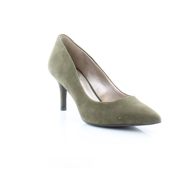 Alfani Jeules Women's Heels Olive