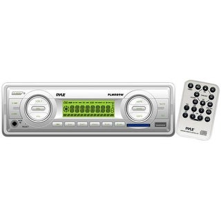 AM-FM-MPX IN-Dash Marine MP3 Player-Weatherband-USB & SD Card