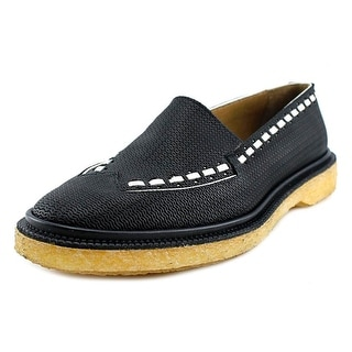 Adiev Type 17 Round Toe Canvas Loafer