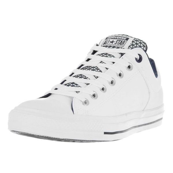 16e7bf1e6d2cfc Converse Mens Chuck Taylor All Star High Street ox Leather Low Top Lace Up  Wa.