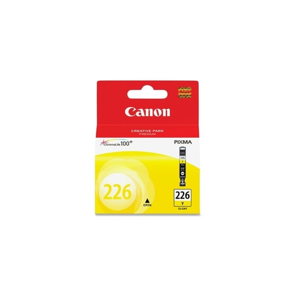 Canon CLI-226 Y Ink Tank CLI-226Y Ink Cartridge - Yellow