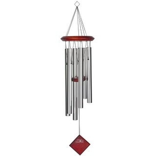 Woodstock Encore Collection Chimes of Pluto, Silver