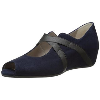 Aquatalia by Marvin K. Womens Motion Pumps Wedge