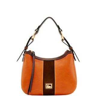 Dooney & Bourke Florentine Suede Small Riley Hobo (Introduced by Dooney & Bourke at $298 in Oct 2017)