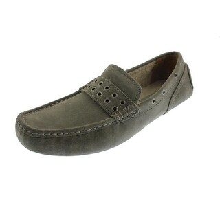 Marc New York Mens Grove Suede Casual Driving Moccasins - 9 medium (d)