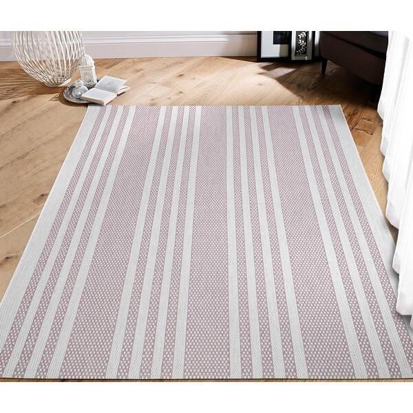 Carpet Miami Modern Taupe umkettelt-Various Sizes