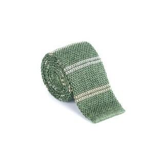 Lanvin Men's Green Ties Multiple Patterns