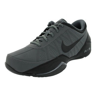 Nike Black Air Ring Leader Basketball Shoes - Men