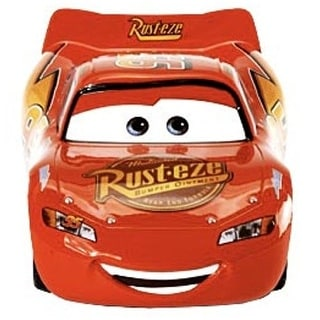 Disney Pixar Cars 1:24 Die-Cast Mcqueen Lighting