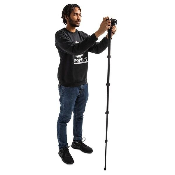 Vivitar 62 Inch Camera and Video Monopod