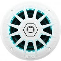 Boss Audio  6.5 in. 2-Way 200W Marine Speakers With RGB Illumination