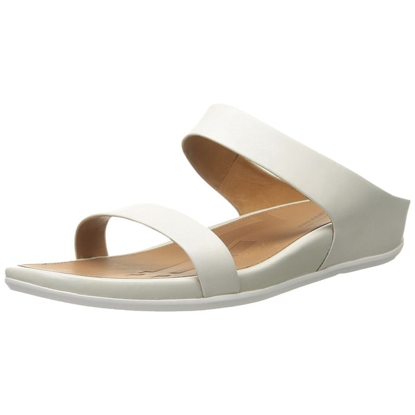FitFlop Women's Banda Slide Dress Sandal - 6