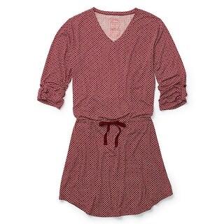 Hanes Ultimate Cinched Sleepshirt