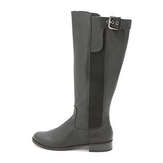 Kenneth Cole Unlisted Women's Spare Star Wide Calf Knee High Fashion Boots