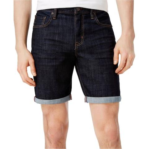 William Rast Mens Kendrick Casual Denim Shorts - 38