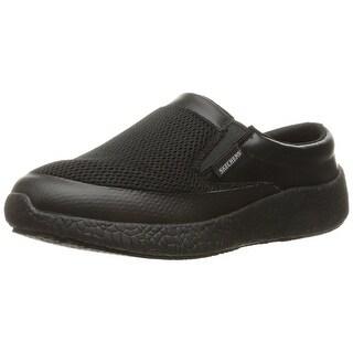 Skechers for Work Women's Burst SR Tifton Work Shoe, Black