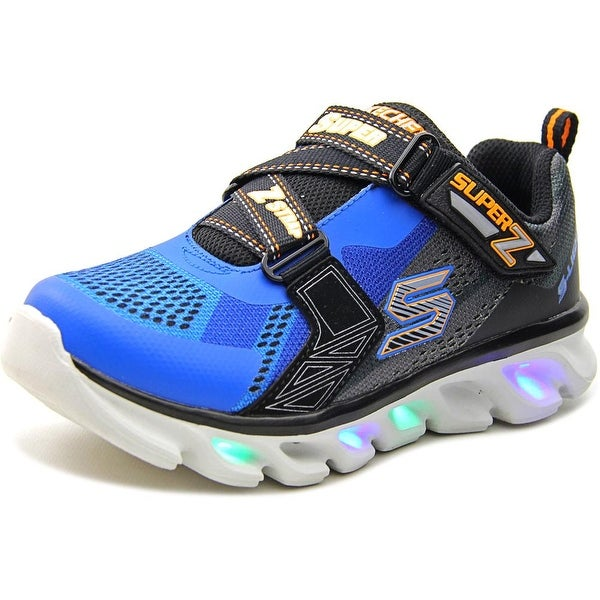Skechers Hypno Flash   Round Toe Canvas  Sneakers
