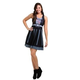 Star Wars Darth Vader A-Line Dress