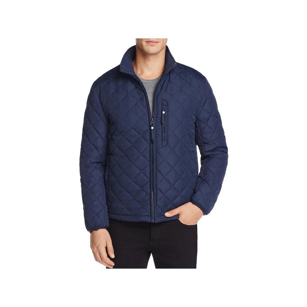 North 15 Mens Nylon Three-Season Jacket Polar Fleece Lined Small- 3X Large