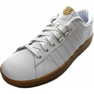 K-Swiss Hoke CMF Men Round Toe Synthetic White Sneakers