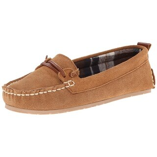 CLARKS Womens Moccasin Slip-On Loafer Closed Toe