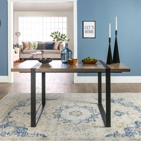 Carbon Loft Edelman 60-inch Urban Blend Dining Table