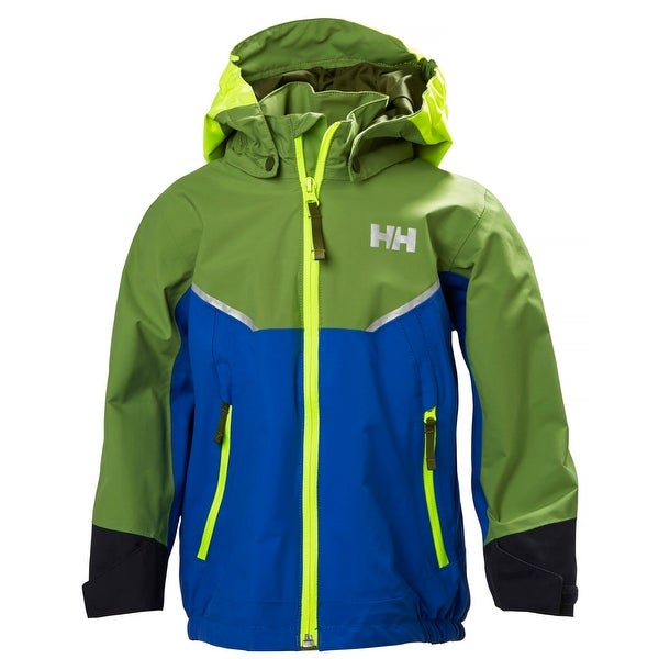 8c84dc0a Shop Helly Hansen Kids Unisex K Shelter Jacket - Olympian Blue, 134/9 -  Free Shipping Today - Overstock - 21290766