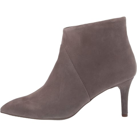 Rockport Women's Shoes Tm Ariahnna Plain B Leather Pointed Toe Ankle Fashion Boots