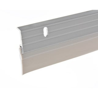 "Frost King W59/36H Premium Aluminum And Vinyl Door Sweep, 1-5/8"" x 36"""