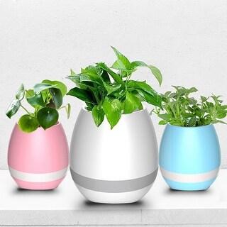 LED Music Planter