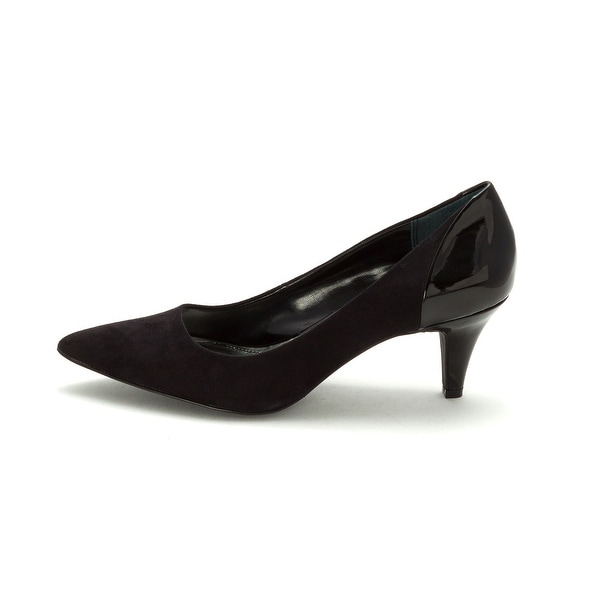 Style & Co. Womens Jordan Pointed Toe Classic Pumps