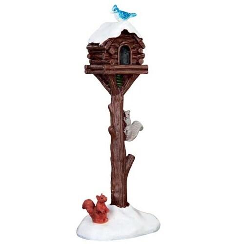 Rustic Birdhouse Raid