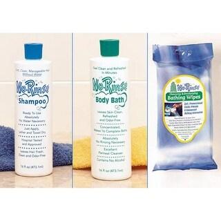 No-Rinse Shampoo