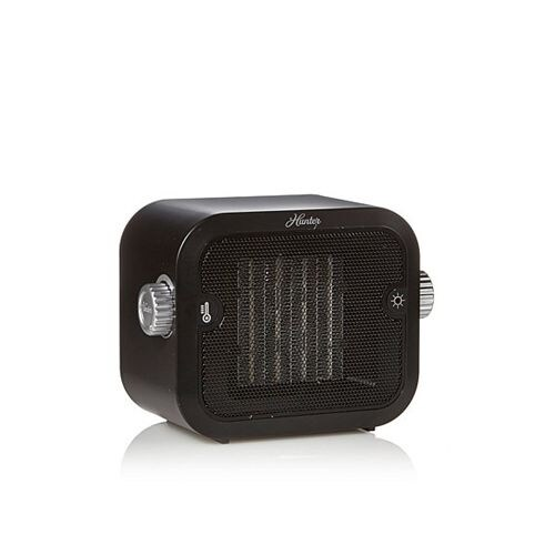 Hunter Home Comfort PC-003 1500 Watt (120 Volt) Portable Electric Heater with Built-In Thermostat and Remote Control