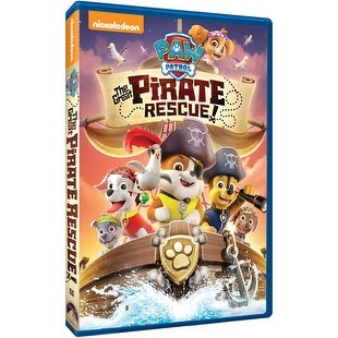 Paw Patrol: The Great Pirate Rescue [DVD]