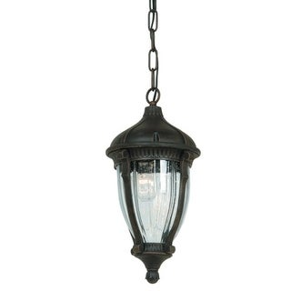 Artcraft Lighting AC8575 Anapolis 1 Light Lantern Pendant