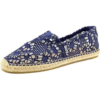 Joy & Mario Daisy Women Round Toe Canvas Espadrille