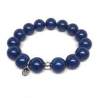 "Blue Jade Brook 7"" Bracelet"
