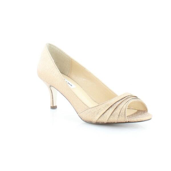 Nina Carolyn Women's Heels Taupe - 8.5