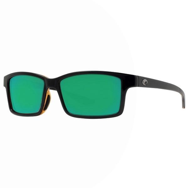 775b560905b90 Costa del Mar Tern TE80 OGMP Black Amber Green Mirror 580P Sunglasses -  54mm-13mm