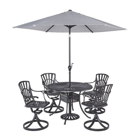 Grenada 6 Piece Outdoor Dining Set by homestyles