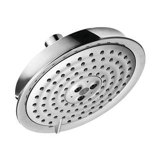 hansgrohe rain shower head. Hansgrohe 04721 Raindance Classic 2 GPM Multi Function Shower Head with  Quick ClHansgrohe Heads Shop The Best Deals for Dec Rain 27474001 Downpour