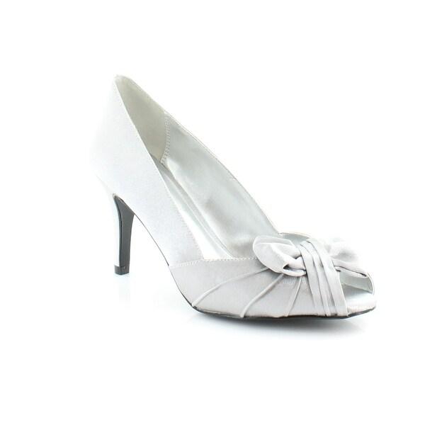 Nina Forbes Women's Heels Royal Silver