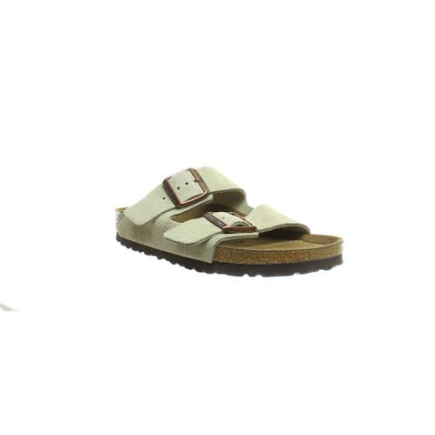 Birkenstock Womens Arizona Taupe Sandals EUR 38