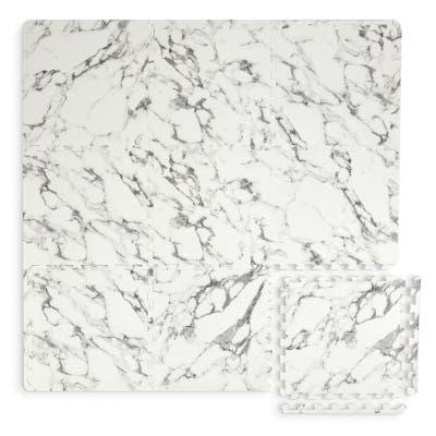 Athena Interlocking Floor Foam Tiles - 36in x 36in x 0.4in
