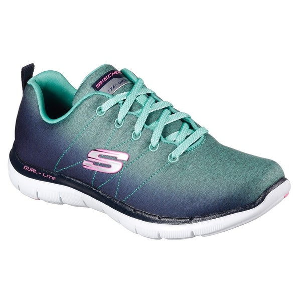 Skechers 12763 NVAQ FLEX APPEAL 2.0-OMBRE Training
