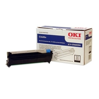 Oki Black Toner Cartridge - Black - LED - 15000 Page - 1 Each