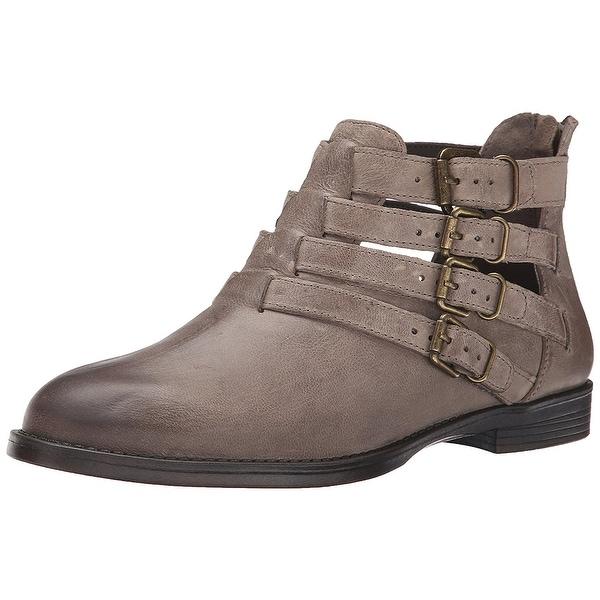 Bella Vita Womens ronan Round Toe Ankle Fashion Boots